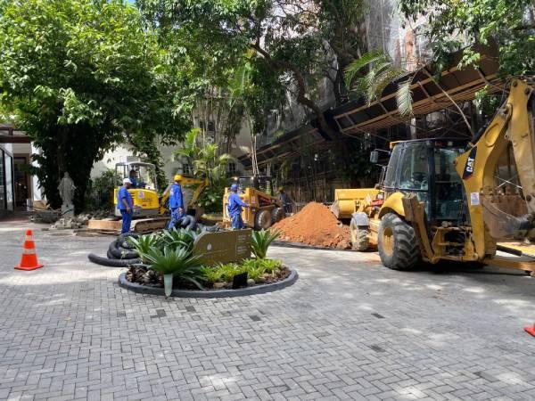 Serviços de Pavimentação - Rio de Janeiro